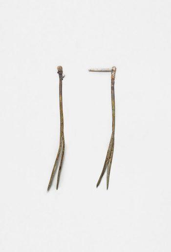Sin Gold earrings pendientes