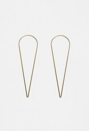 Sin Gold earrings