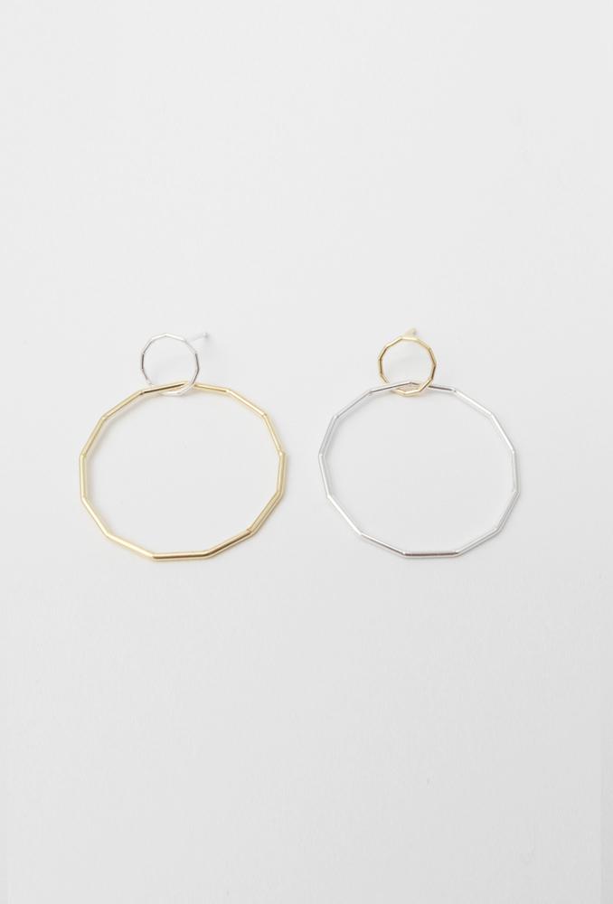 Vereda 1/2 earrings