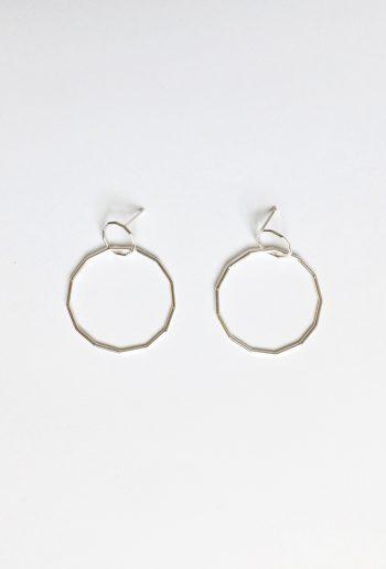 Vereda Earrings Silver